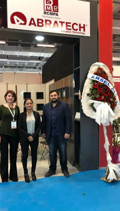 Cam Eurasia glass 2019, Turkey